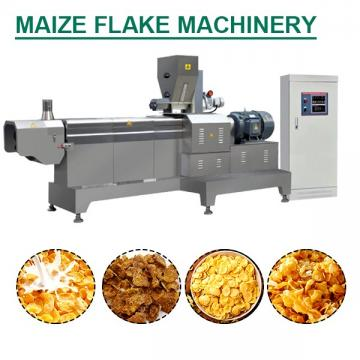 60kw MultifunctionalCorn Flakes Making Machine With Easy To Operate