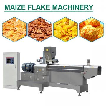 Best Selling High Output Corn Flakes Manufacturing Machine For Breakfast Cereal