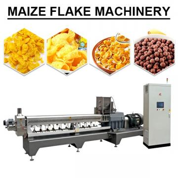 Small High Efficiency Maize Flakes Making Machine With Long Life