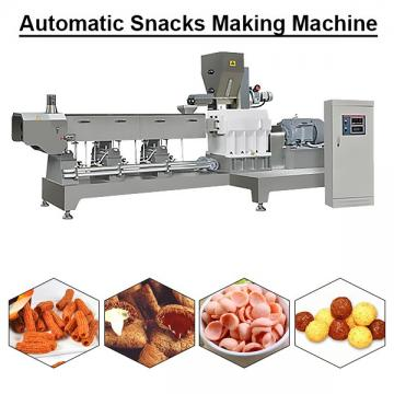 Industrial Production Line Multifunction Snack Food Machine With Saving Labor And Time