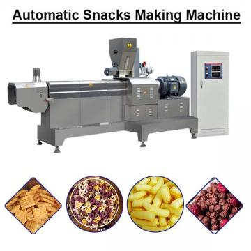 Discounted Price New Product Corn Snack Machine With Single Operator