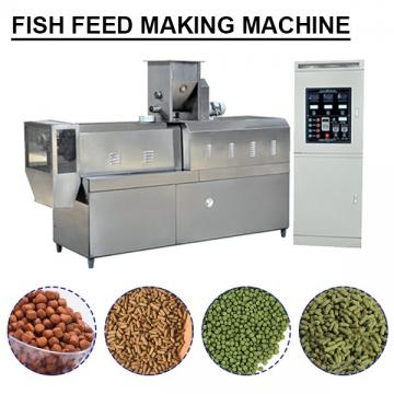 Factory Price Automatic Fish Feed Machine With High Performance