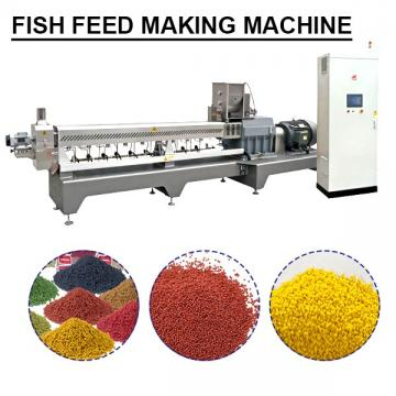 Factory Supply High Quality Fish Food Machine With Soybean As Main Materials