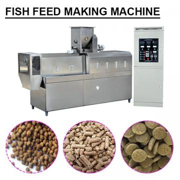 Hot Sale High Efficiency Floating Fish Feed Machine With Low Energy Consumption