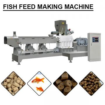 2020 New Design Best Quality Fish Feed Production Machine With Long Life