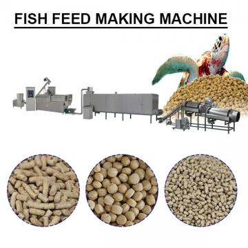 Lowest Factory Price Factory Supply Fish Feed Extruder Machine With Small Volume
