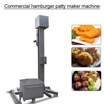 High Quality Stainless Steel Hamburger Maker With Meat As Main Materials