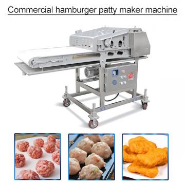 Automatic Factory Price Hamburger Patty Press With Easy To Clean