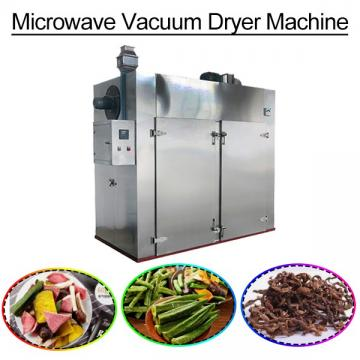 Factory Offer Good Price Industrial Microwave Vacuum Dryer With Stable Performance