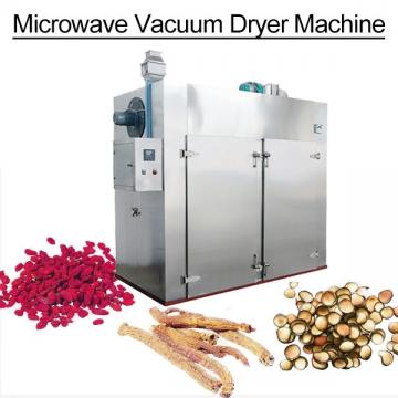 Good Reputation High Quality Continuous Vacuum Dryer With Monitoring Screen