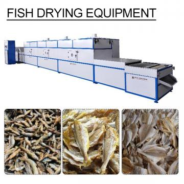 Factory Sales Full Automatic Catfish Drying Machine With Heating Evenly