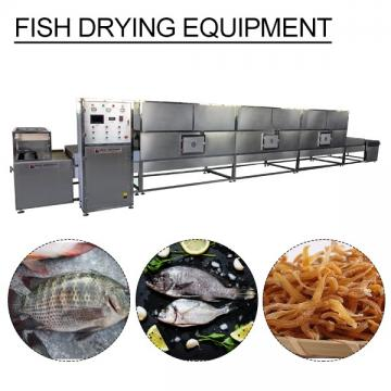 The Conveyor Belt High Efficient Fish Dehydrator Machine With Small Footprint