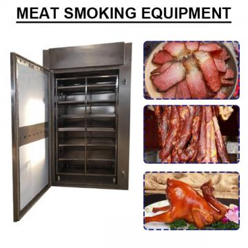 2019 Hot Stainless Steel Smoker Equipment With Plc Automatic Control