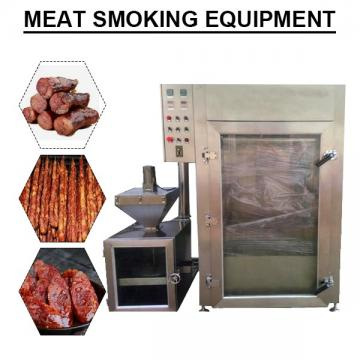 Factory Sale High Capacity Electric Meat Smokers,Automatic Cleaning System