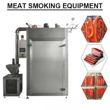 50kg Capacity  Good Quality Smoker Machine,Commercial Smokehouse Equipment