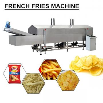 Multi-function Automatic Large Deep Fryer With PotatoAs Main Materials