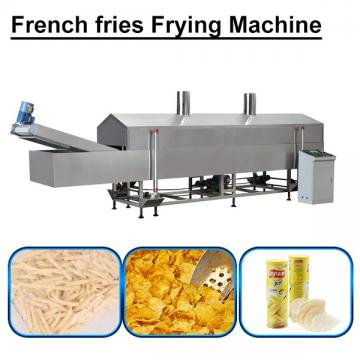 100kg/hCapacity Professional Design French Fries Machine With Wide Application