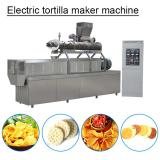 Portable Stainless Steel Tortilla Machine With Energy-saving