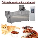 Free Spares 20 YearsHigh Efficiency Pet Food Equipment With Scientific Design