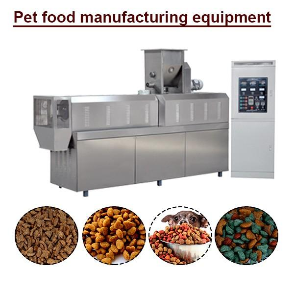 New Condition High Performance Pet Food Processing Equipment,Dog Food Making Machine #1 image