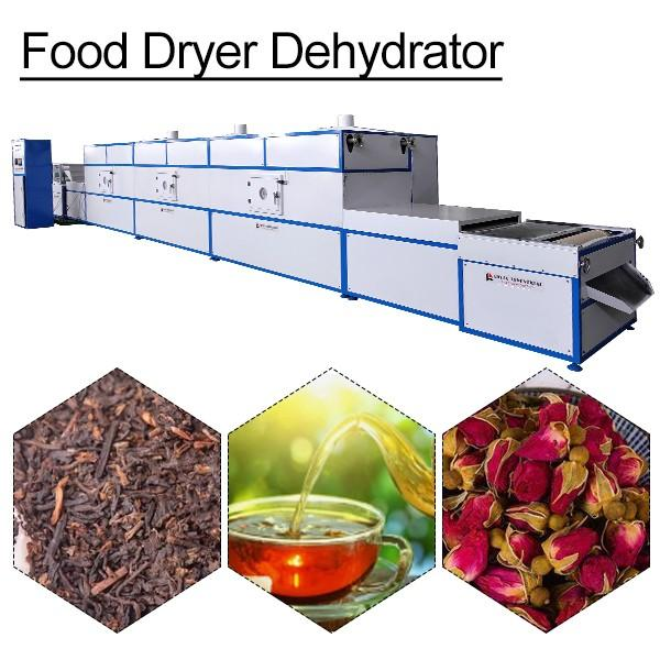 Hot Selling Most Sold Food Dryer Machine,temperature Auto Adjustment #1 image